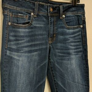 American eagle outfitters jeans 8 short